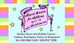 Allsorts Drama School London SW1, NW3, W11, Children Classes and Agency logo