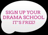 Drama Classes and Drama Schools UK Sign Up