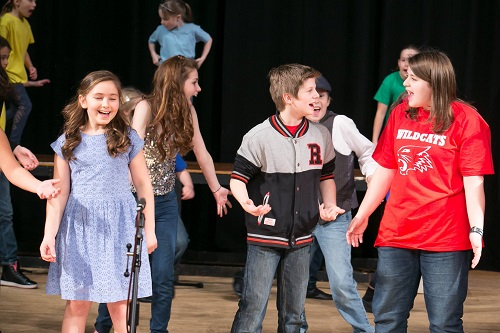 Drama and Musical Theatre Classes Burghfield and Tilehurst