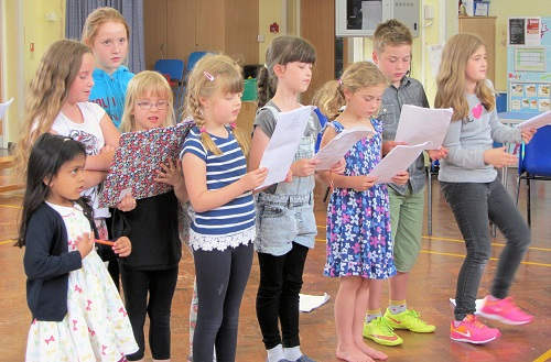 Stageability classes Burghfield and Tilehurst