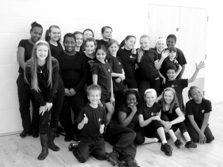 Epping Musical theatre students