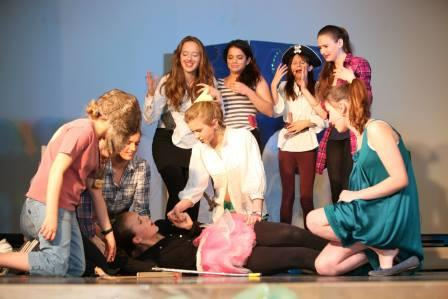 weekly acting classes cambridge