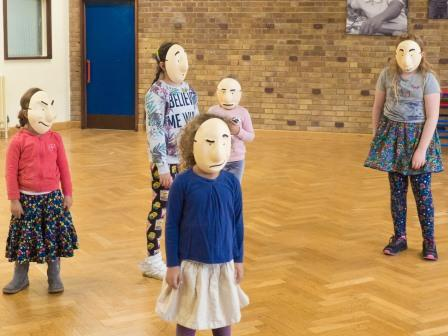 Acting for children north london