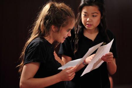 Drama classes for teenagers Crawley
