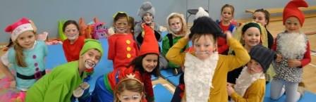 Acting classes for kids in Durham