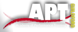APT Drama School in Guildford logo