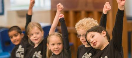 Jigsaw Performing Arts School in Enfield, Winchmore Hill and Finchley