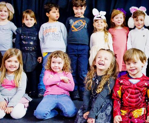Children's drama classes London NW3, SW1, SW15