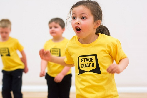 Children's acting lessons Stafford and Stone Stagecoach