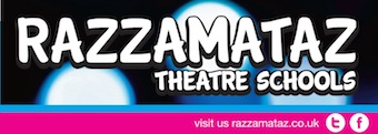 Razzamataz Theatre School High Wycombe logo