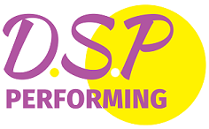 DSP Performing logo