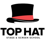 Top Hat Stage School logo