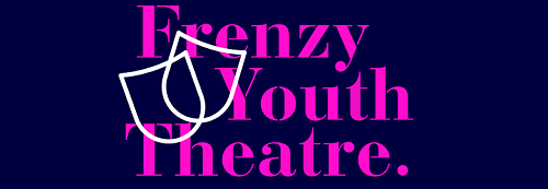 Frenzy Youth Theatre Loughborough logo