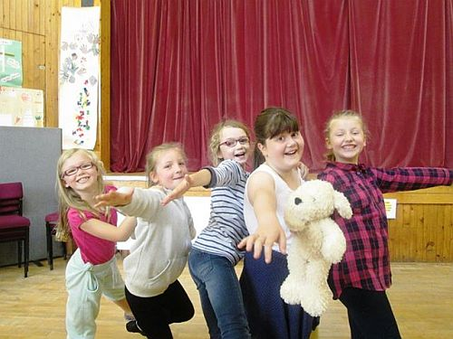 Drama classes Glasgow