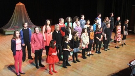 Horsforth stage School Production