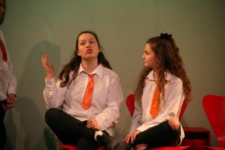 Teechers Blag Youth Theatre