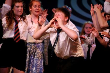 Drama lessons for kids in Rickmansworth
