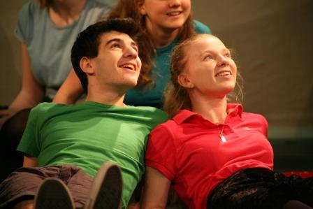 Acting at Blag Youth Theatre