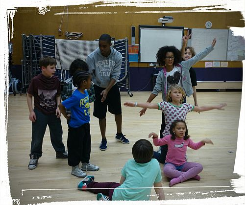 Dance Holiday workshops London N16