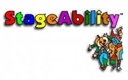 StageAbility Stage Schools Burghfield and Tilehurst logo