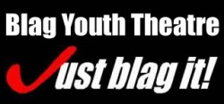 Drama Classes Northwood Hills -Blag Youth Theatre logo