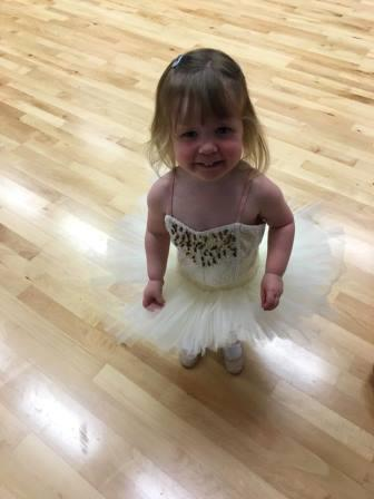 Pre Primary Ballet classes Exeter