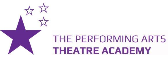 The Performing Arts Theatre Academy, Blanford Forum logo