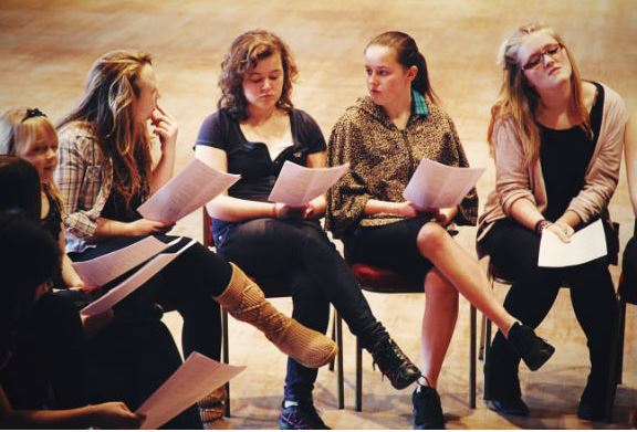 Singing and Acting Classes in Colchester for teenagers