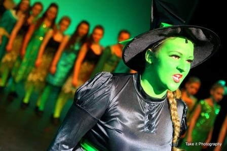Wicked at Her Majesty's Nov 2014