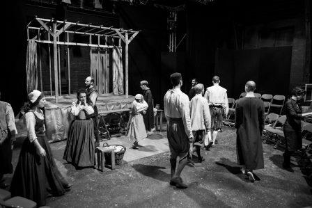 Shakespeare Production ALRA London -Acting Courses