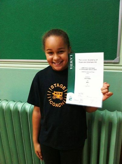 LAMDA Exams at Sheffield Drama school