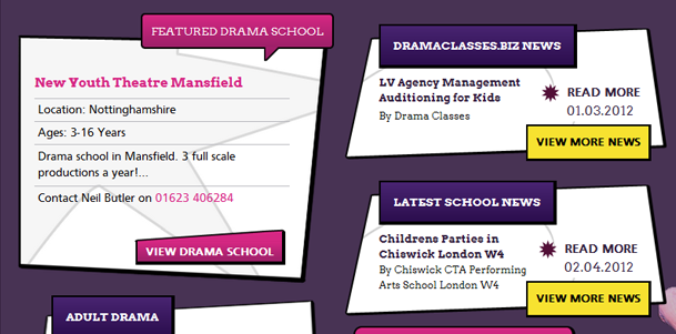 Featured Drama School