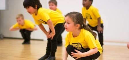 Drama and dance classes for Children at Stagecoach Oxted
