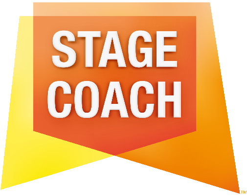 Drama classes, Singing Classes, Dance classes - Stagecoach macclesfield logo