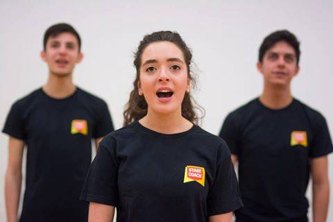 Singing classes in Oxted at Stagecoach
