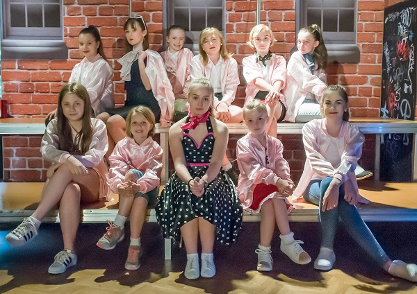 Grease Lighting -The Curious Theatre Company Kent