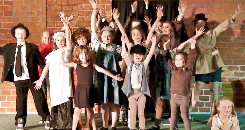 Little Voices Singing and acting for children in Blackburn.