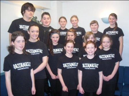 Yeovil Razzamataz Theatre School