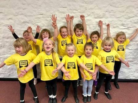 Children's drama classes Didcot
