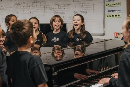 Jigsaw acting and singing classes in Balham