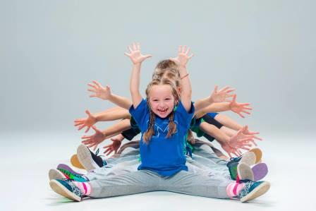 Dance and drama classes at Musicality Academy Swansea