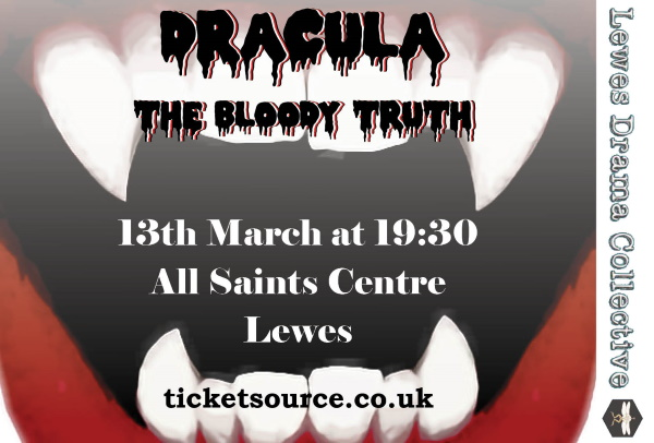 Dracula: The Bloody Truth Lewes image