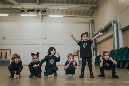 Dance and drama classes for children in Hendon