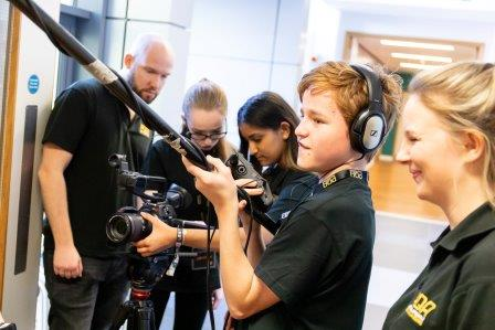 Film and Television classes Exeter