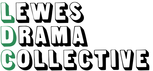 Lewes Drama Collective - LDC (formerly Lewes Theatre Youth Group - LTYG) logo
