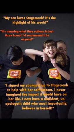 Stagecoach Performing Arts School Luton Central