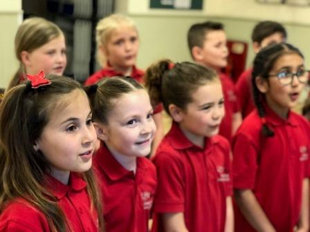Children's musical theatre classes Guildford