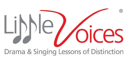 Little Voices Essex North Central - Drama & Singing lessons logo