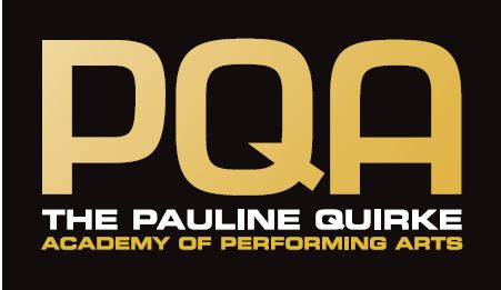 Pauline Quirke Academy of Performing Arts Exeter logo