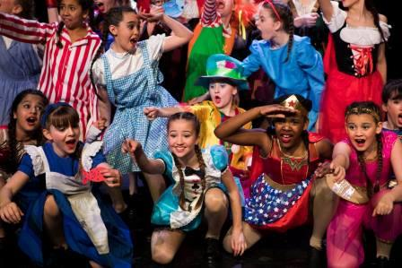 Drama, Dance and Singing Classes for Children in Windsor